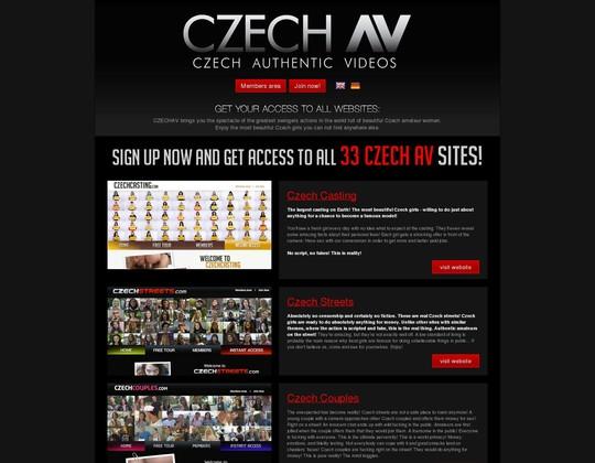Czech AV com
