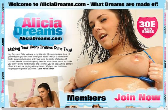 Alicia Dreams
