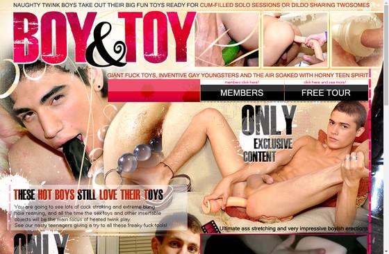 Boy & Toy