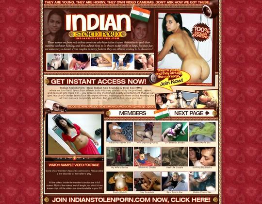 Indian Stolen Porn