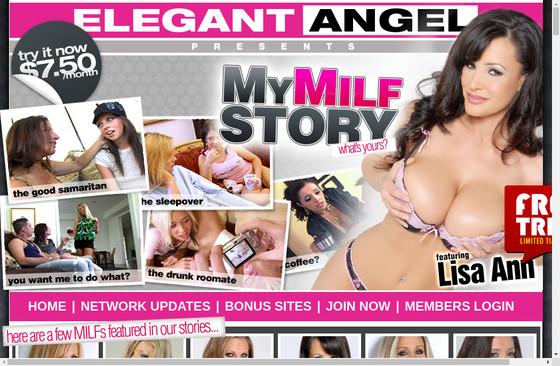 My MILF Story