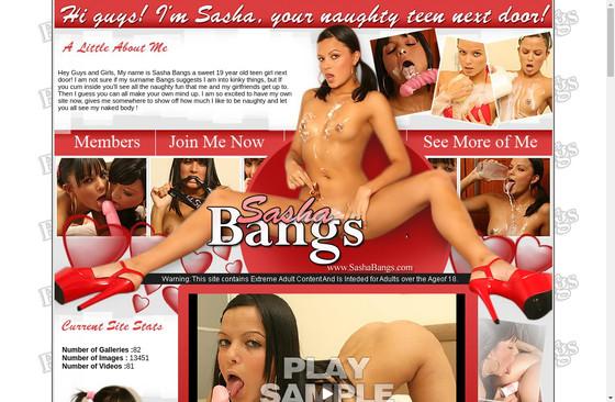 Sasha Bangs