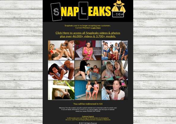 Snap Leaks