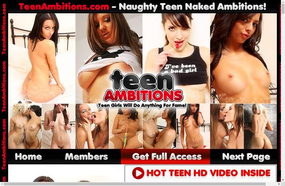Teen Ambitions