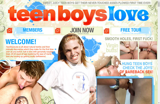 Teen Boys Love
