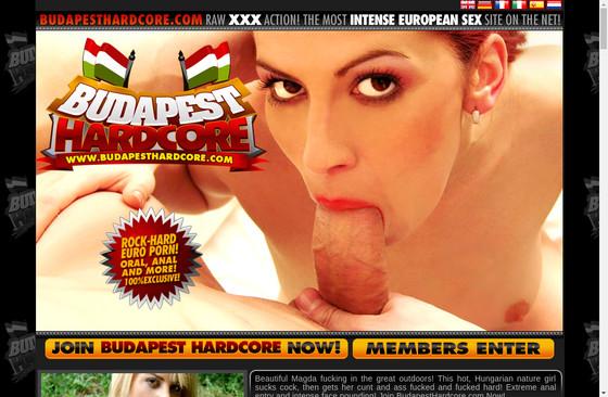 Budapest Hardcore