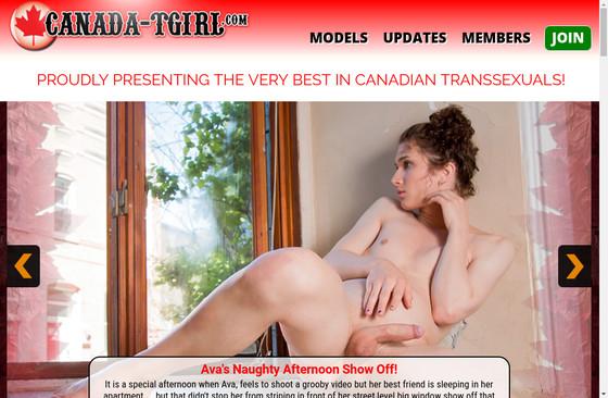 Canada T Girl