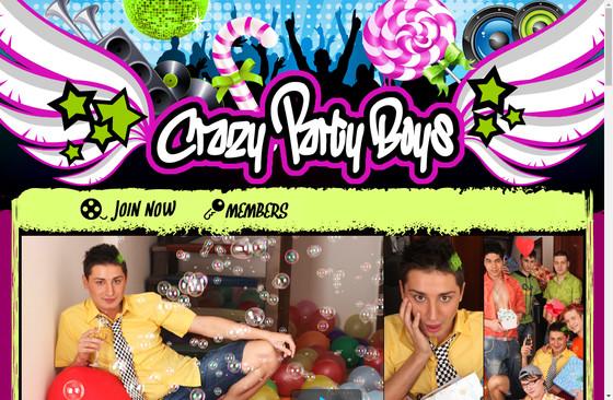 Crazy Party Boys