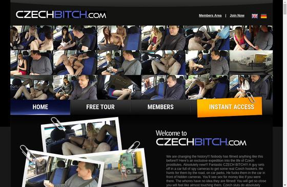 Czech Bitch