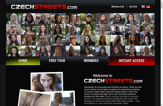 Czech Streets