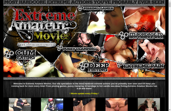 Extreme Amateur Movies