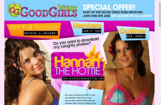 Hannah The Hottie