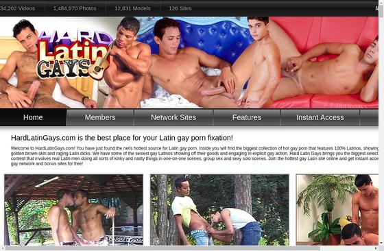 Hard Latin Gays