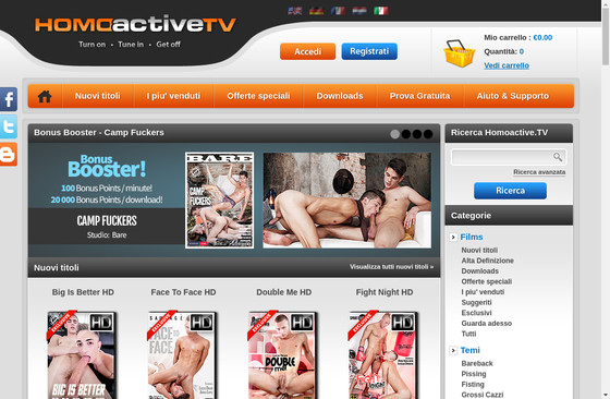 Homoactive