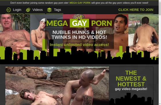 Mega Gay Porn