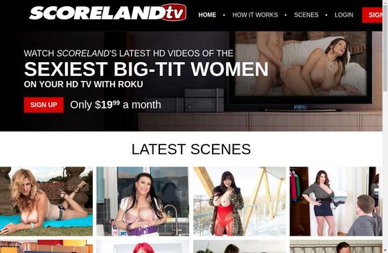Scoreland TV