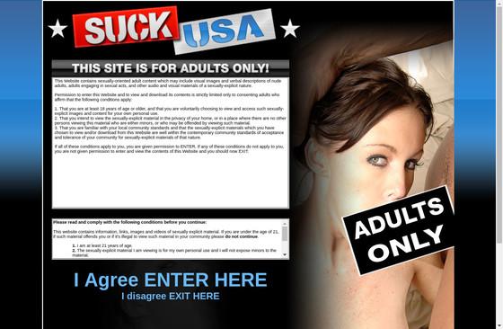 Suck USA