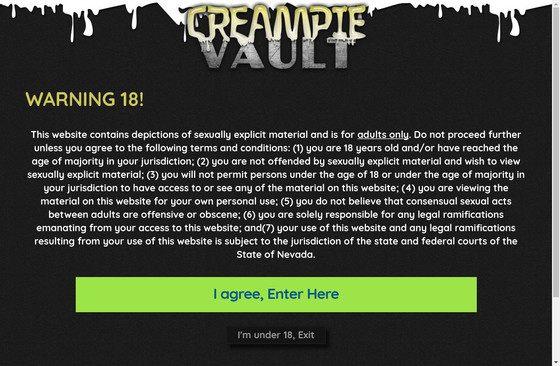 creampie Vault