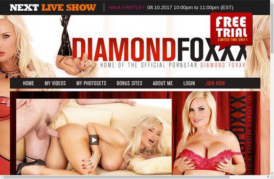 Diamond Foxxx