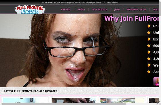 Full Frontal Facials