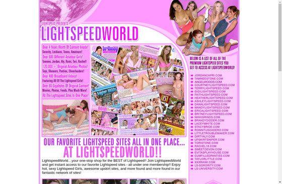 Lightspeed World