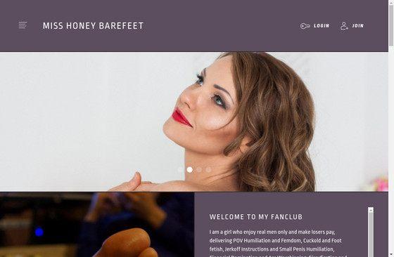 Miss Honey Barefeet