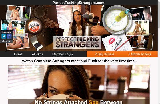Perfect Fucking Strangers