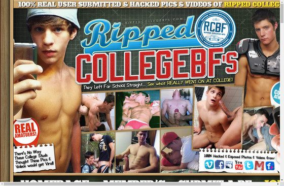 Ripped College Bfs