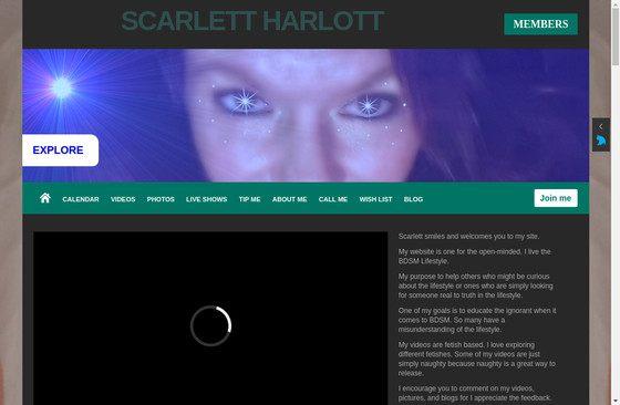 Scarlett Harlott