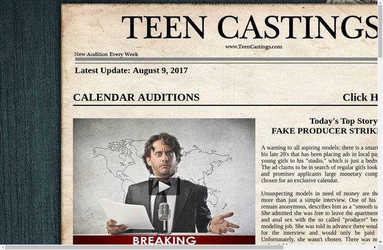 Teen Castings