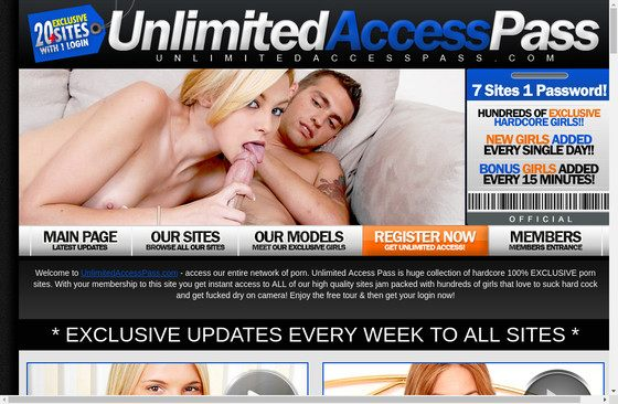 Unlimited Access Pass
