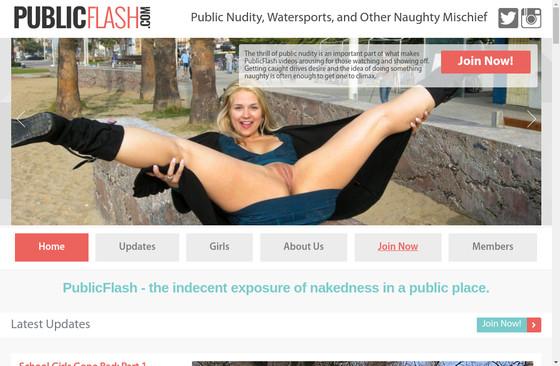Public Flash