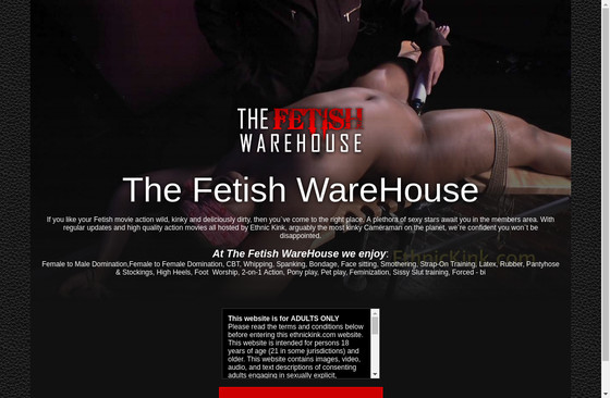 The Fetish Warehouse