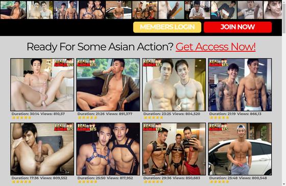 Real Asian B Fs