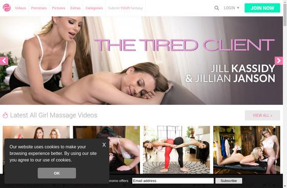 All Girl Massage