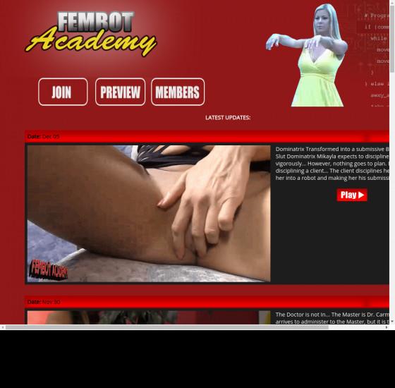 fembot academy