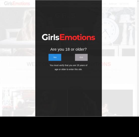 girls emotions