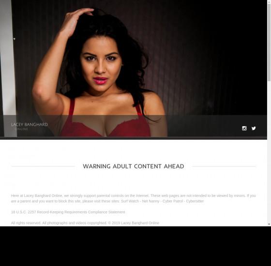 lacey banghard online
