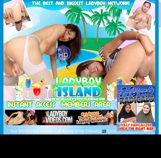 ladyboy island