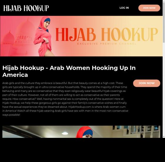 hijab hookup